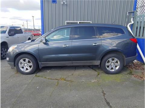2011 Chevrolet Traverse for sale at Chehalis Auto Center in Chehalis WA