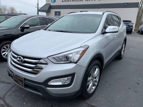 2014 Hyundai Santa Fe Sport for sale at Lighthouse Auto Sales in Holland MI