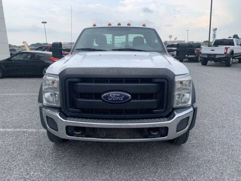 2015 Ford F-450 Super Duty for sale at King Motors featuring Chris Ridenour in Martinsburg WV