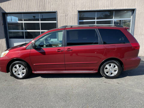 2004 Toyota Sienna for sale at Westside Motors in Mount Vernon WA