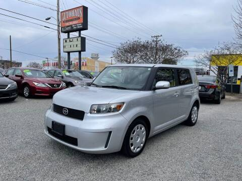 2009 Scion xB for sale at Autohaus of Greensboro in Greensboro NC