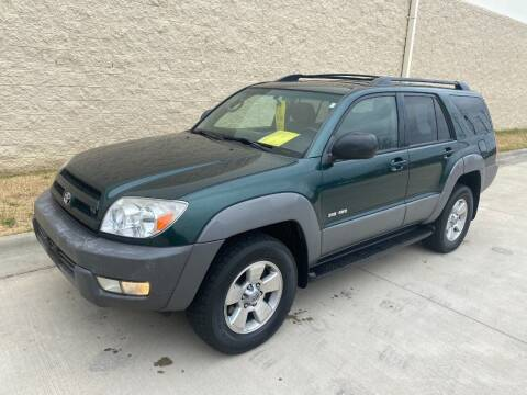 2003 Toyota 4Runner for sale at Raleigh Auto Inc. in Raleigh NC