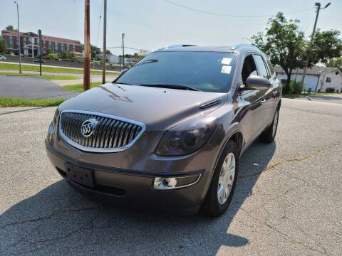 2012 Buick Enclave for sale at Auto Hub in Grandview MO