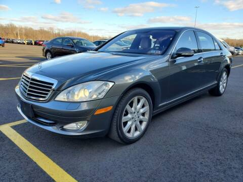 2007 Mercedes-Benz S-Class for sale at Premium Auto Outlet Inc in Sewell NJ