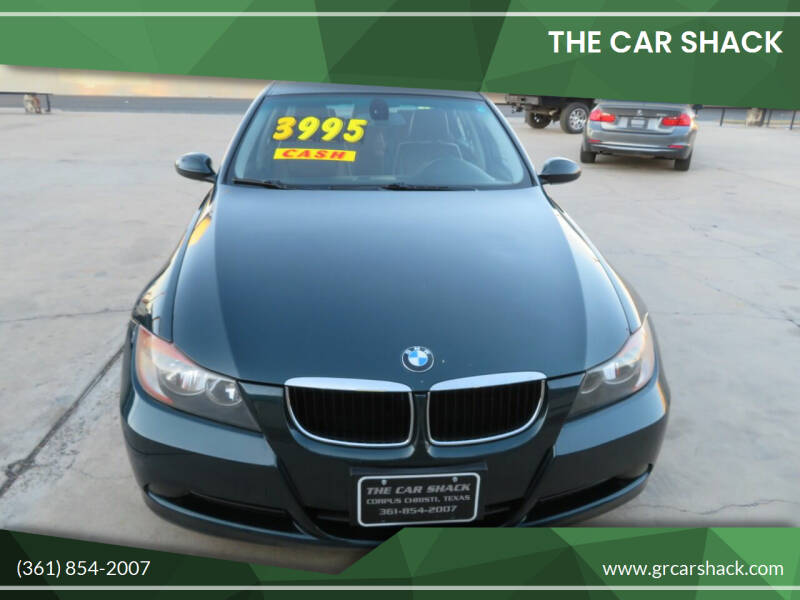 2006 BMW 3 Series for sale at The Car Shack in Corpus Christi TX