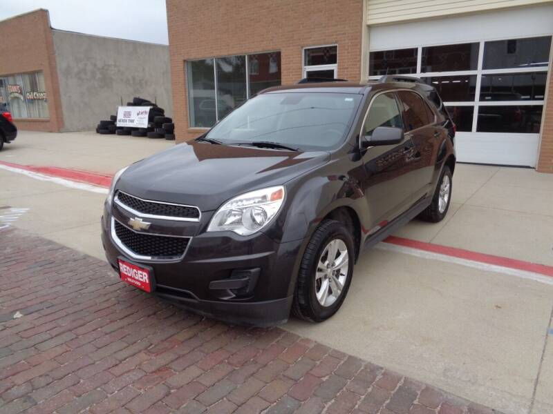 2015 Chevrolet Equinox for sale at Rediger Automotive in Milford NE