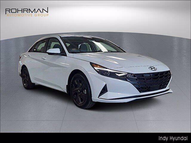 2022 Hyundai Elantra for sale in Indianapolis, IN