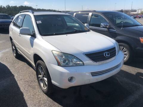 2007 Lexus RX 400h for sale at All American Imports in Arlington VA