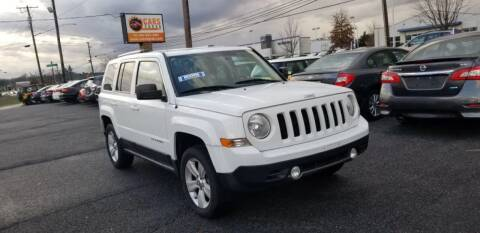 2011 Jeep Patriot for sale at Cars 4 Grab in Winchester VA