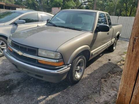 2001 Chevrolet S-10 for sale at 4 Guys Auto in Tampa FL