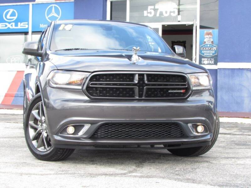 2014 Dodge Durango for sale at VIP AUTO ENTERPRISE INC. in Orlando FL
