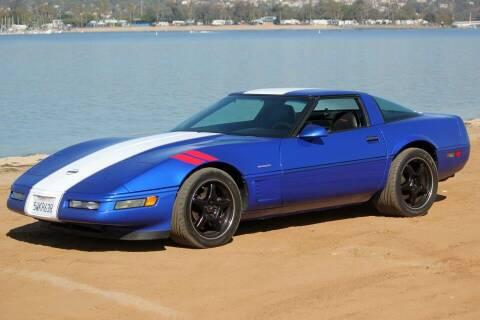 1996 Chevrolet Corvette for sale at Precious Metals in San Diego CA
