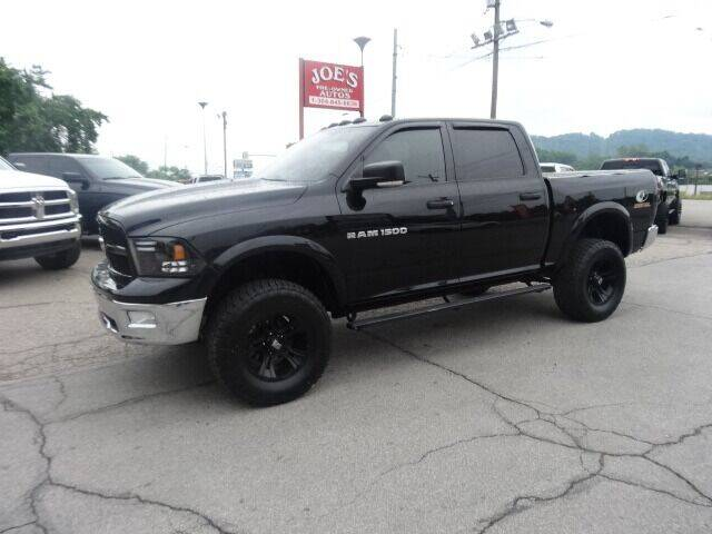 2012 RAM Ram Pickup 1500 for sale at Joe's Preowned Autos in Moundsville WV