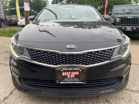 2016 Kia Optima for sale at Best Cars R Us in Plainfield NJ