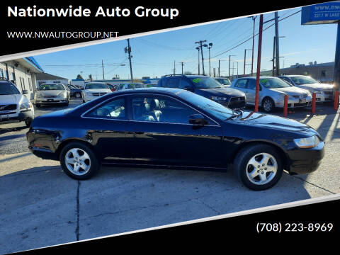 1999 Honda Accord for sale at Nationwide Auto Group in Melrose Park IL