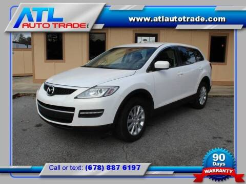 2008 Mazda CX-9 for sale at ATL Auto Trade, Inc. in Stone Mountain GA