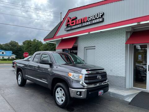 2015 Toyota Tundra for sale at AG AUTOGROUP in Vineland NJ