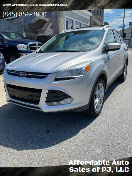 2014 Ford Escape for sale at Affordable Auto Sales of PJ, LLC in Port Jervis NY