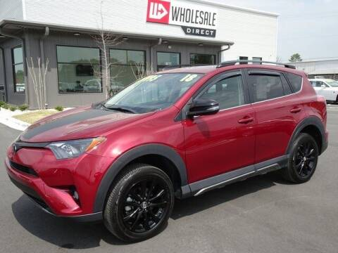2018 Toyota RAV4 for sale at Wholesale Direct in Wilmington NC