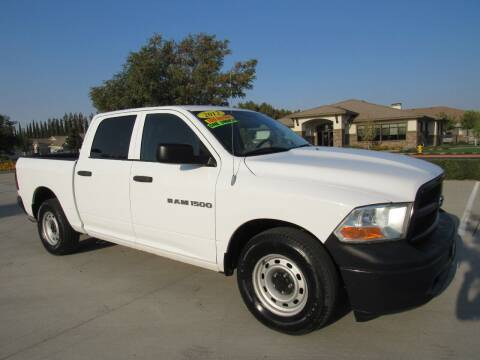 2012 RAM Ram Pickup 1500 for sale at 2Win Auto Sales Inc in Oakdale CA