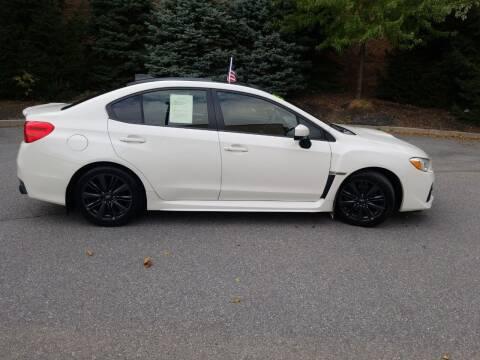 2015 Subaru WRX for sale at Lehigh Valley Autoplex, Inc. in Bethlehem PA