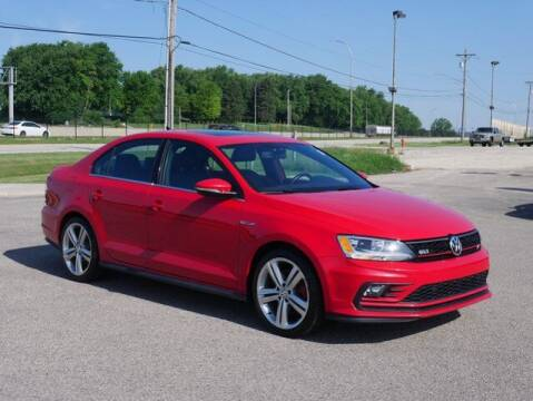 2016 Volkswagen Jetta for sale at Park Place Motor Cars in Rochester MN