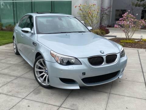 2007 BMW M5 for sale at Top Motors in San Jose CA