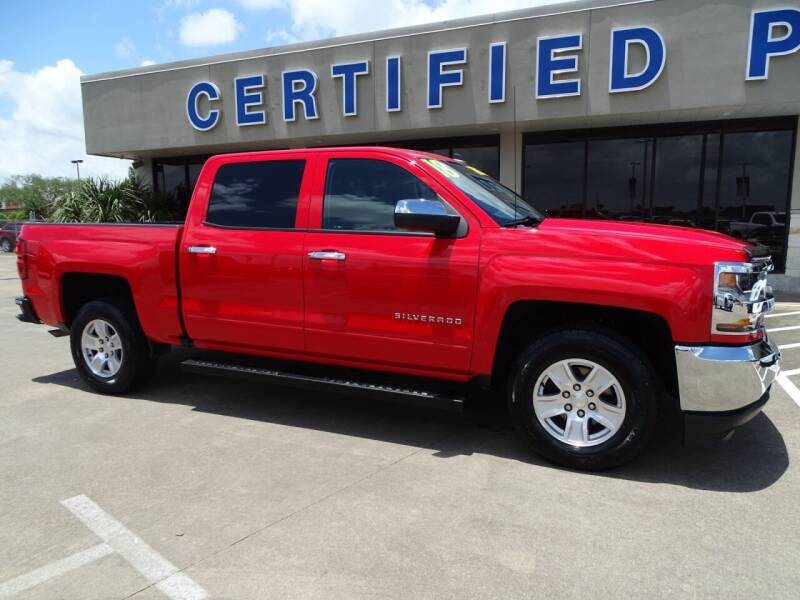 2018 Chevrolet Silverado 1500 for sale at Mac Haik Ford Pasadena in Pasadena TX