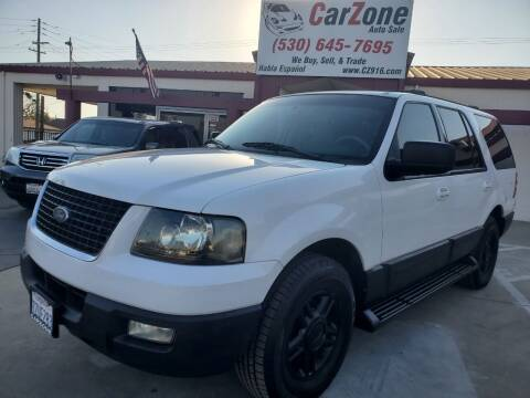 2004 Ford Expedition for sale at CarZone in Marysville CA