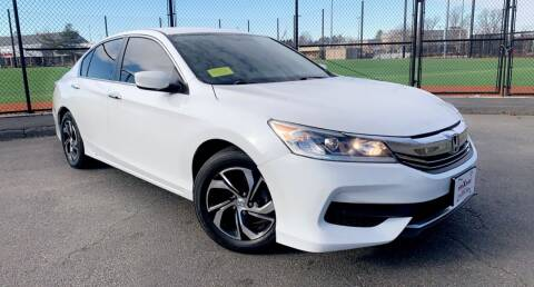 2017 Honda Accord for sale at Maxima Auto Sales in Malden MA