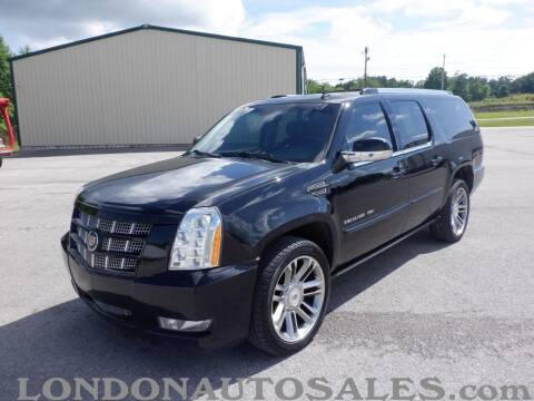 2014 Cadillac Escalade ESV for sale at London Auto Sales LLC in London KY