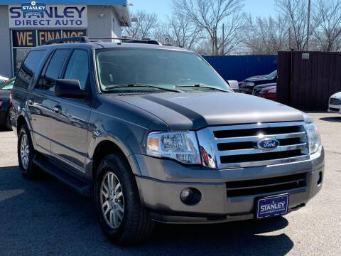 2013 Ford Expedition for sale at Stanley Automotive Finance Enterprise - STANLEY DIRECT AUTO in Mesquite TX