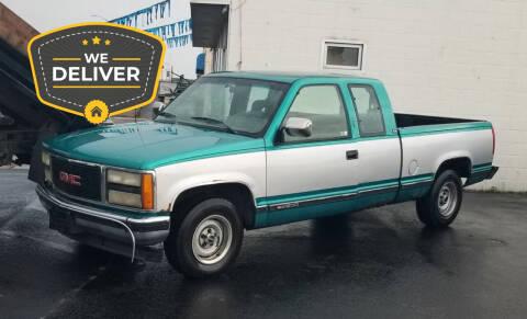 1993 GMC Sierra 1500 for sale at Tower Motors in Brainerd MN