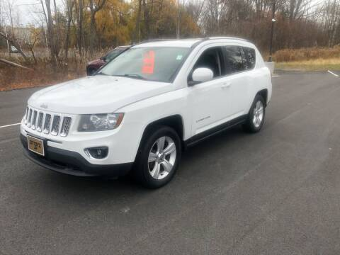 2015 Jeep Compass for sale at GT Toyz Motor Sports & Marine in Halfmoon NY