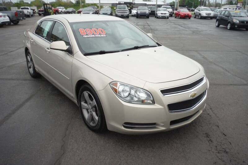 2009 Chevrolet Malibu for sale at Bryan Auto Depot in Bryan OH