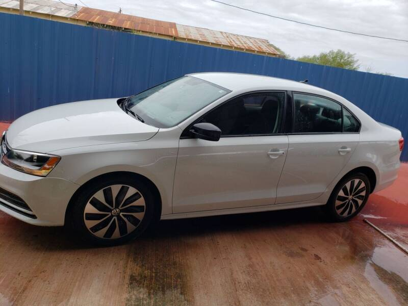 2015 Volkswagen Jetta for sale at CARMONA'S VW & IMPORTS in Mission TX
