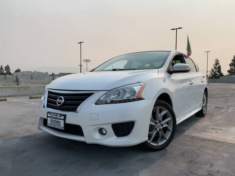 2015 Nissan Sentra for sale at BAY AREA CAR SALES in San Jose CA