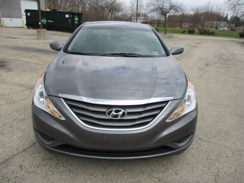 2013 Hyundai Sonata for sale at Triangle Auto Sales in Elgin IL