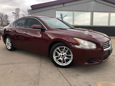 2013 Nissan Maxima for sale at Colorado Motorcars in Denver CO