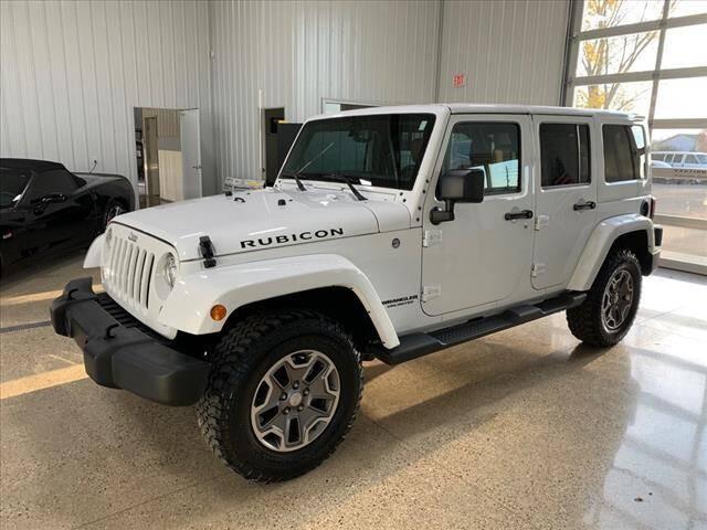 2017 Jeep Wrangler Unlimited for sale at PRINCE MOTORS in Hudsonville MI