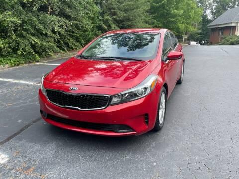 2017 Kia Forte for sale at SMT Motors in Roswell GA