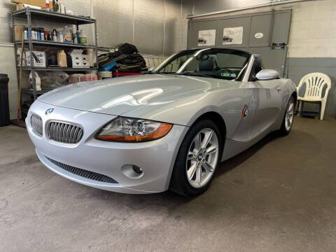 2003 BMW Z4 for sale at Kar Kraft in Gilford NH