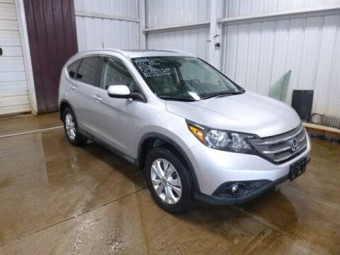 2013 Honda CR-V for sale at East Coast Auto Source Inc. in Bedford VA
