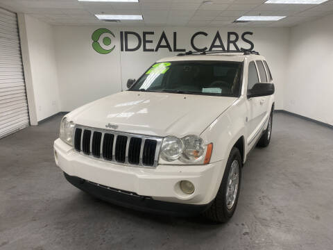 2005 Jeep Grand Cherokee for sale at Ideal Cars Atlas in Mesa AZ