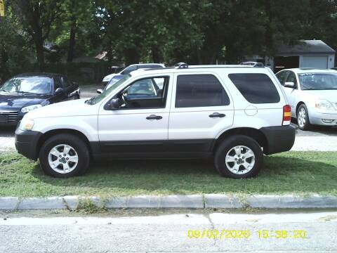 2006 Ford Escape for sale at D & D Auto Sales in Topeka KS