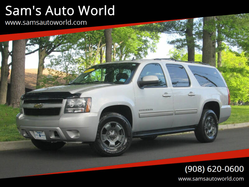2011 Chevrolet Suburban for sale in Roselle, NJ