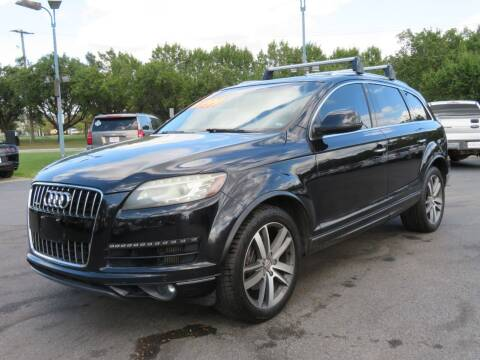 2012 Audi Q7 for sale at Low Cost Cars North in Whitehall OH