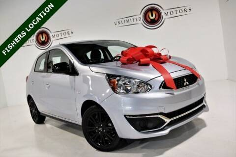 2019 Mitsubishi Mirage for sale at Unlimited Motors in Fishers IN