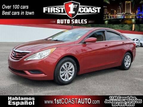 2012 Hyundai Sonata for sale at 1st Coast Auto -Cassat Avenue in Jacksonville FL