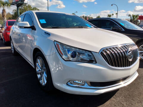 2015 Buick LaCrosse for sale at Empire Automotive Group Inc. in Orlando FL